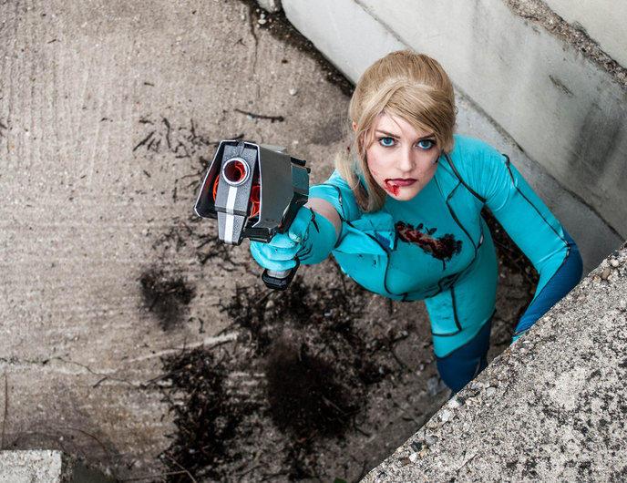 cosplay samus 6