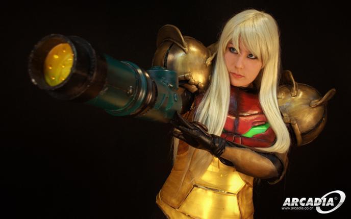 cosplay samus 8