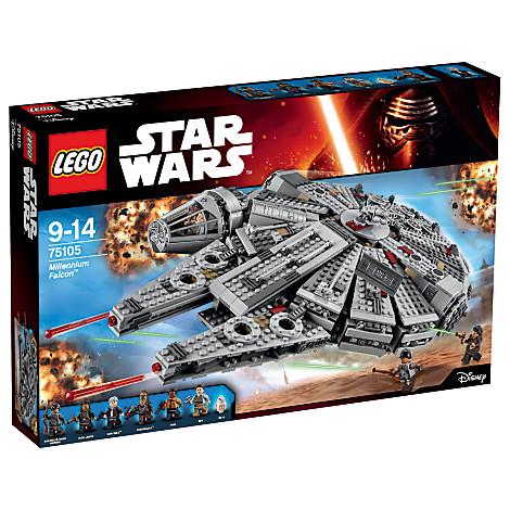 Lego SW FM Boîte
