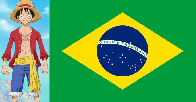 Luffy Brazil