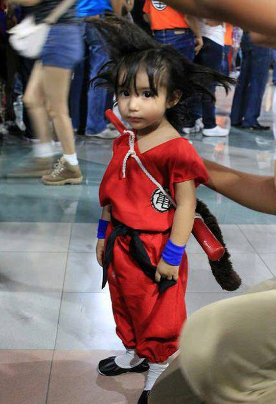 Dragon Ball Z Les 40 Cosplays Ultra Réalistes