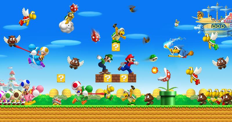 Google Vous A Réservé Une Surprise Pour Les 30 Ans De Mario