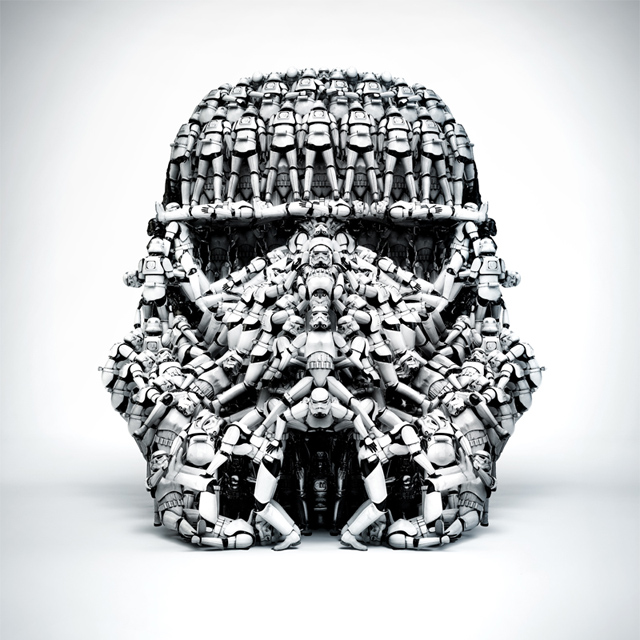 Star wars s 39 expose paris travers 150 oeuvres - Paysage star wars ...