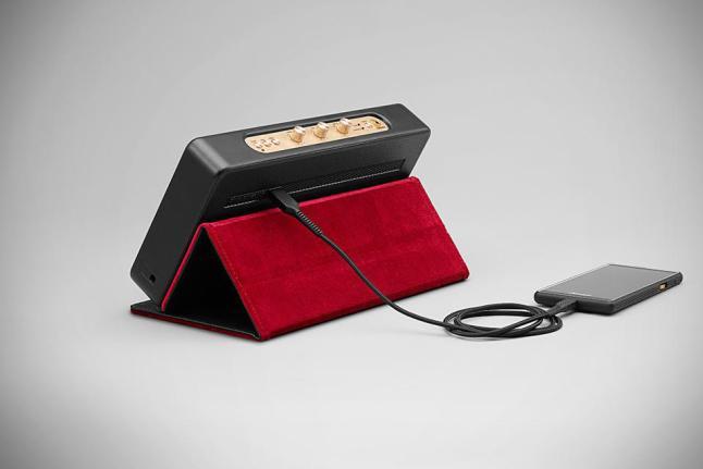 marshall stockwell une enceinte de voyage haut de gamme caract ristiques prix et date de sortie. Black Bedroom Furniture Sets. Home Design Ideas