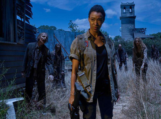 nouvelles photo walking dead saison 6 6