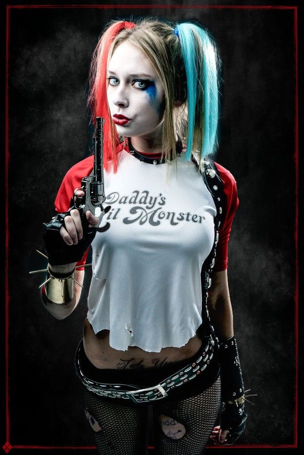 14 Harley Quinn