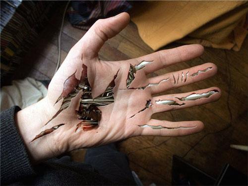 Ces 32 Tatouages Biomécaniques Sont Géniaux