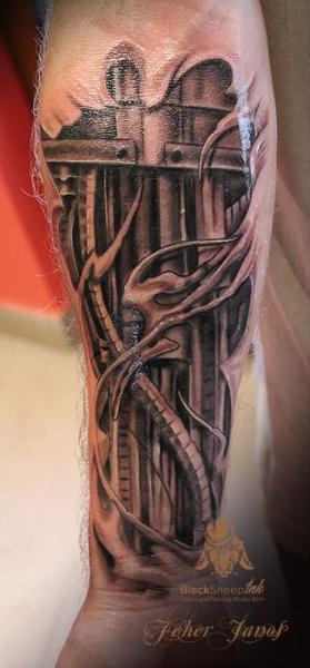 tatouage biomécanique 5