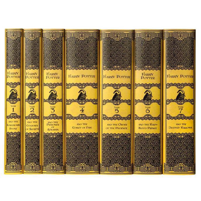 Vous Allez Adorer Relire Harry Potter Avec Ces Editions De Luxe