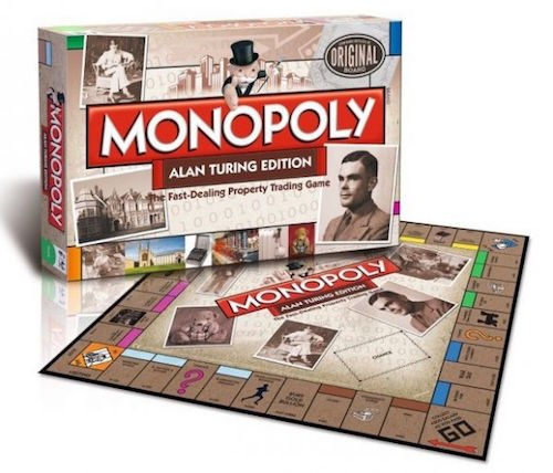 Monopoly Turing