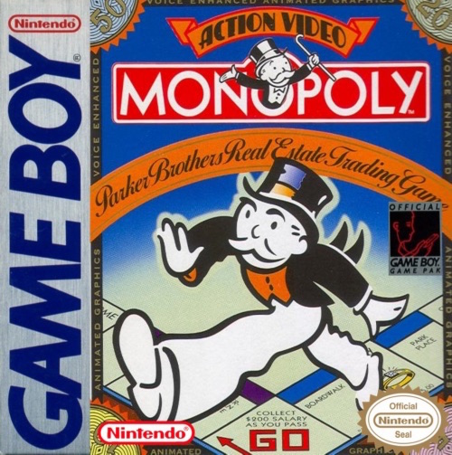 Monopoly gameboy