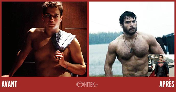 avant/apres muscle superheros 3