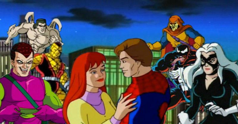 La Serie Spider Man Des Annees 90 De Retour