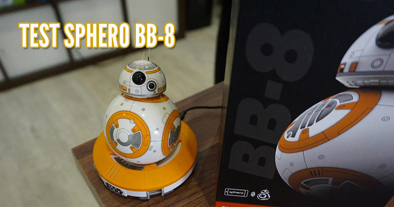 nous avons test le sphero bb 8 un jouet sympathique en attendant star wars 7. Black Bedroom Furniture Sets. Home Design Ideas