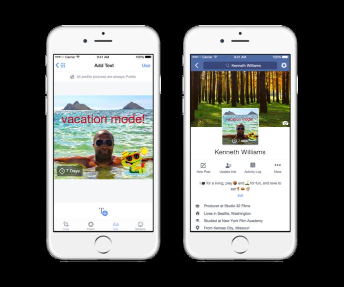 Facebook Il Est Désormais Possible De Mettre Une Vidéo En