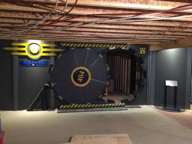 porte bunker fallout 2