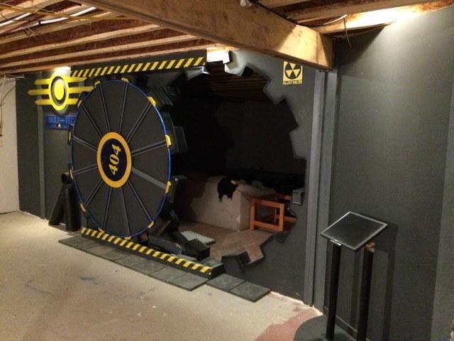 porte bunker fallout 1