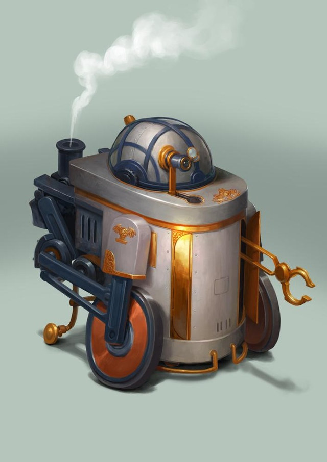 steampunk star wars 4
