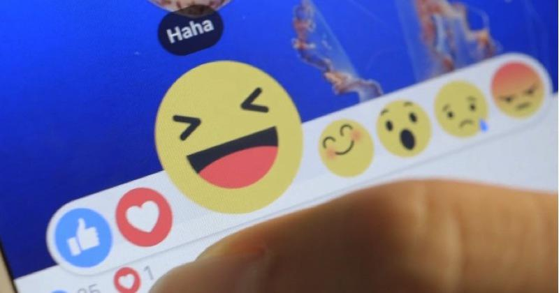 Facebook Reactions Six Emojis En Plus Du Bouton Like