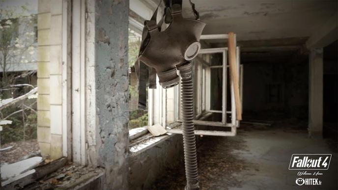 Wallpaper Fallout 4 Hitek