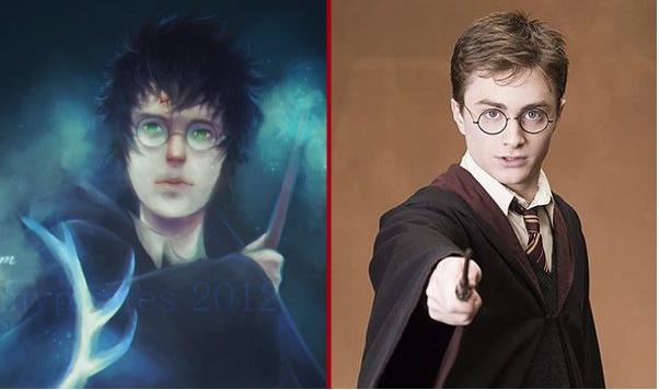 harry potter film vs livre 17