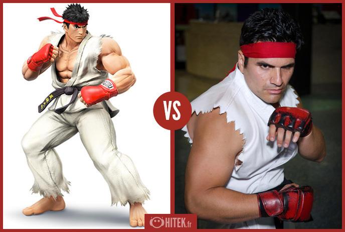 cosplays street fighter 5