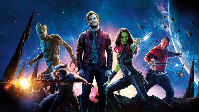Les Gardiens de la Galaxy