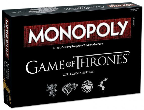 monopoly game of thrones 5