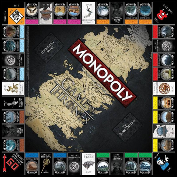 monopoly game of thrones 4