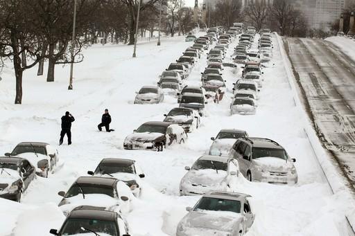 neige chicago 1967 1
