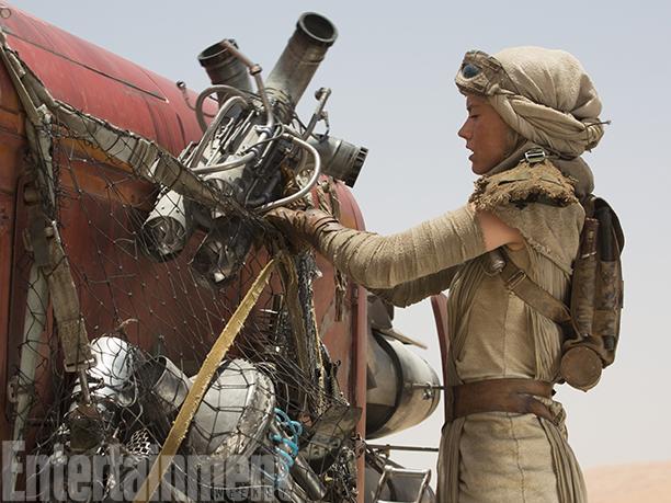 images tournage star wars 7 EW 22