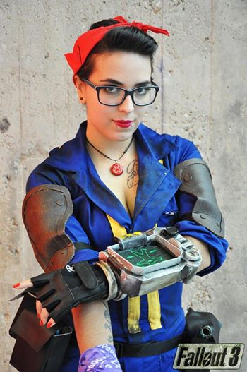 cosplay fallout 20