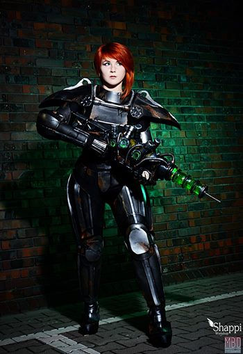 cosplay fallout 17