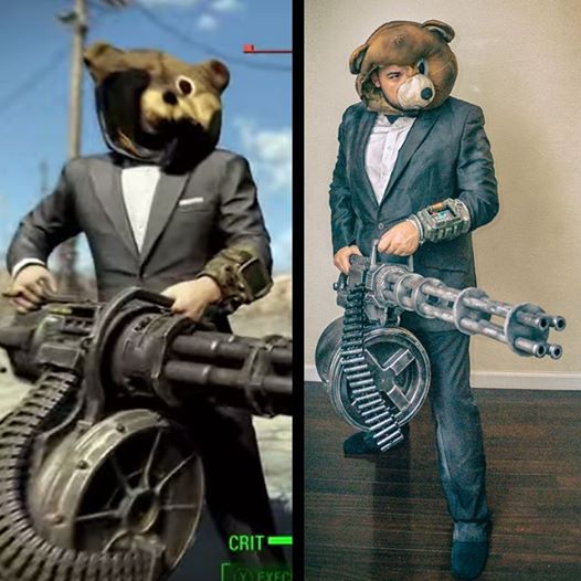cosplay fallout 18
