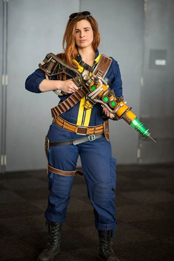 cosplay fallout 14