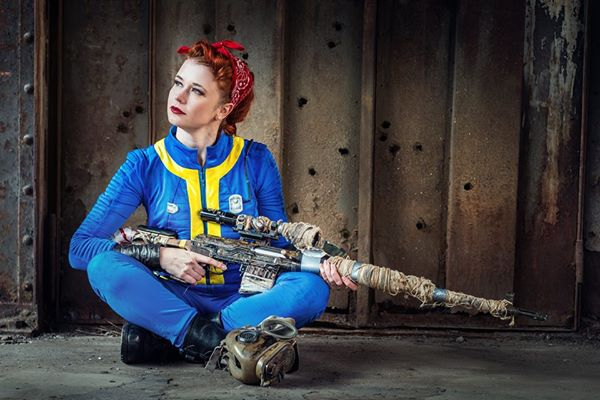 cosplay fallout 13