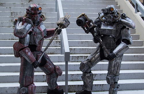 cosplay fallout 10