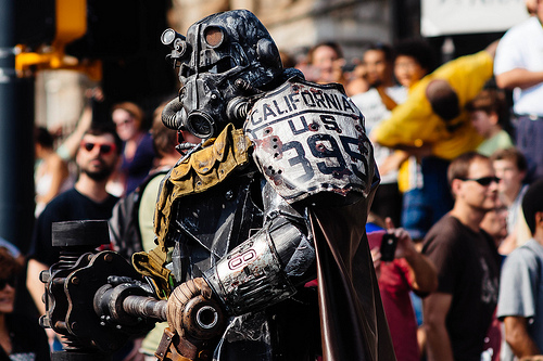 cosplay fallout 3