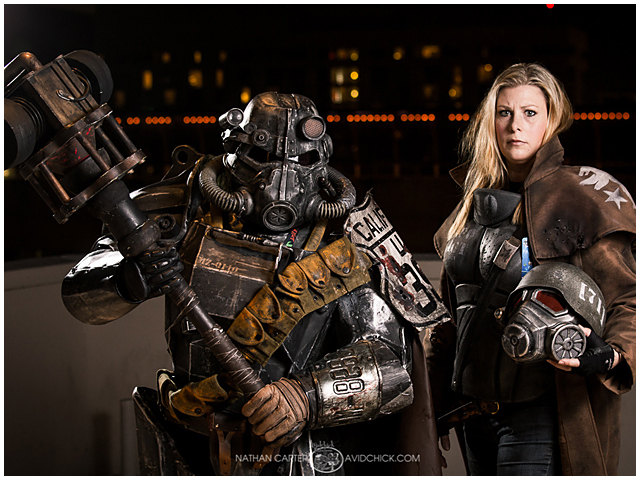 cosplay fallout 30