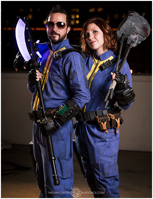 cosplay fallout 31