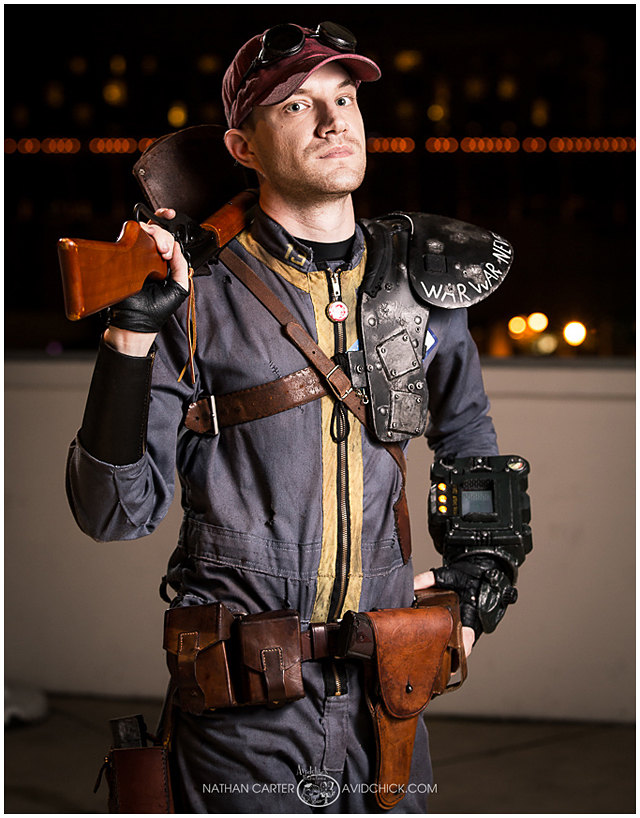 cosplay fallout  27