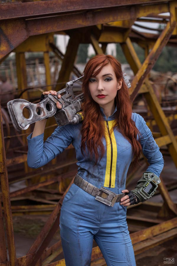 cosplay fallout 9