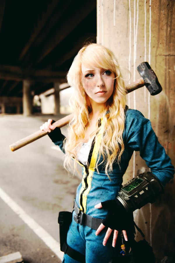 cosplay fallout 2