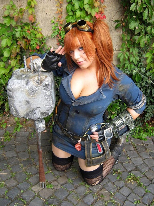 cosplay fallout 6