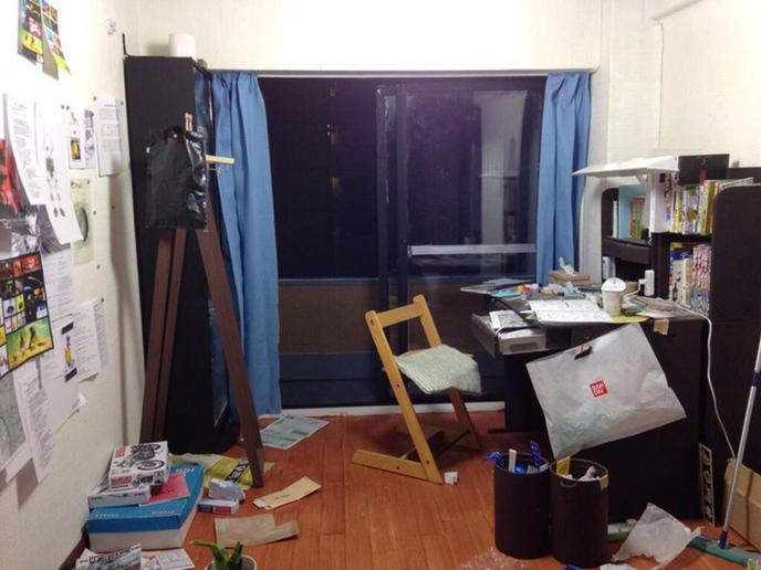 La chambre de cet étudiant japonais va vous surprendre et vous