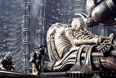 space jockey alien 1