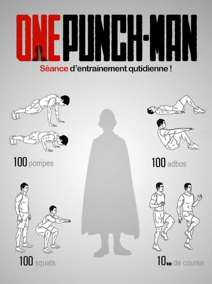 Très One Punch Man : 15 raisons de penser que Saitama est le meilleur  GL04