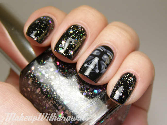 nail art star wars 6