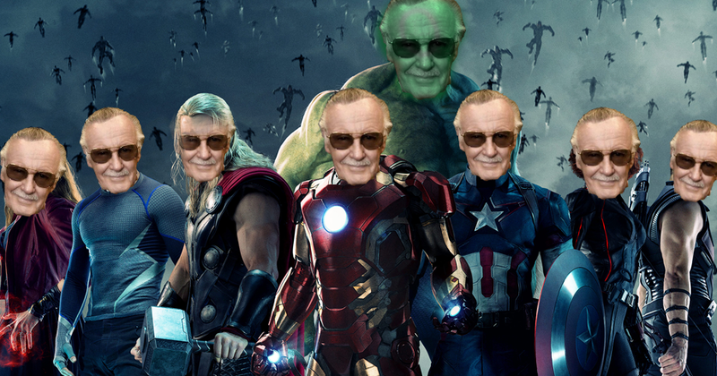 stan lee apparition film