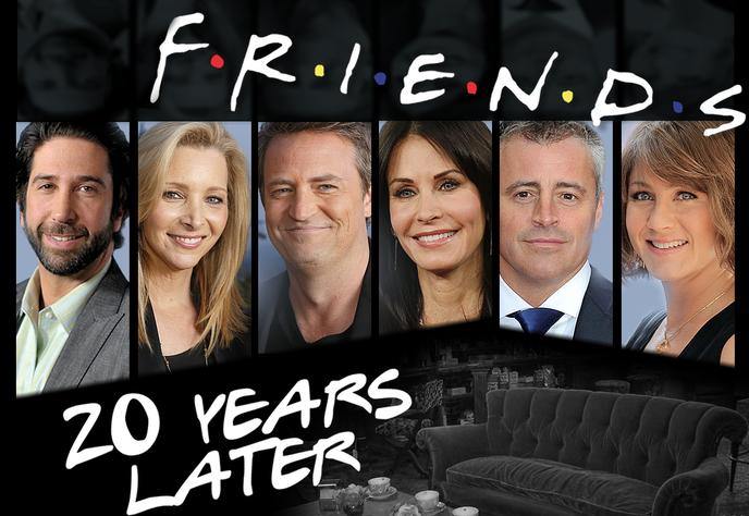Friends : l'équipe ne sera pas au complet pour la réunion ...